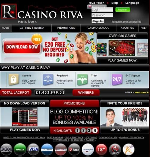 Casino Riva Lobby